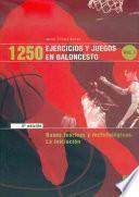 libro Mil 250 Ejercicios Y Juegos En Baloncesto (3 Vol.)