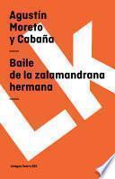 libro Baile De La Zalamandrana Hermana