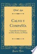 libro Calvo Y Compañía