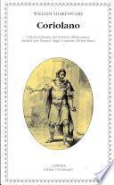 libro Coriolano