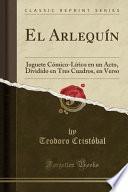 libro El Arlequín