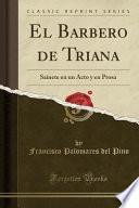 libro El Barbero De Triana