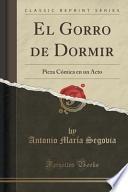 libro El Gorro De Dormir