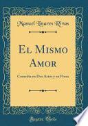 libro El Mismo Amor