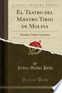 libro El Teatro Del Mæstro Tirso De Molina
