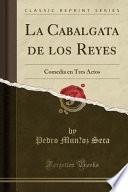 libro La Cabalgata De Los Reyes