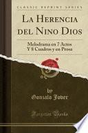 libro La Herencia Del Niño Dios