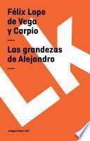 libro Las Grandezas De Alejandro