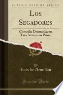 libro Los Segadores