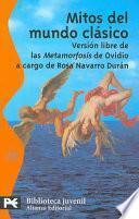 libro Mitos Del Mundo Clásico