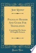 libro Polyglot Reader And Guide For Translation