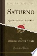 libro Saturno