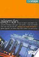 libro Alemán De Viaje