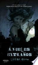 libro Ángeles Extraños