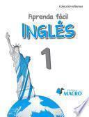 libro Aprenda FÁcil InglÉs 1