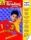 libro Beginning Reading Activities