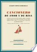 libro Cancionero De Amor Y De Risa