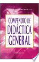 libro Compendio De Didáctica General