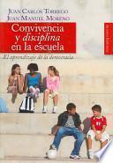 libro Convivencia Y Disciplina En La Escuela