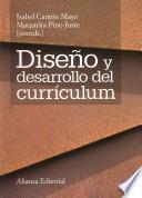 libro Diseño Y Desarrollo Del Currículum