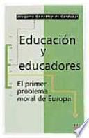 libro Educación Y Educadores