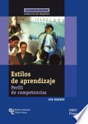 libro Estilos De Aprendizaje