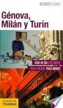 libro Génova, Milán, Turín