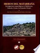 libro Iberos Del Matarraña
