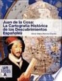 libro Juan De La Cosa