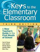 libro Keys To The Elementary Classroom