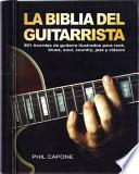 libro La Biblia Del Guitarrista