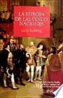 libro La Europa De Las Cinco Naciones