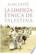 libro La Limpieza étnica De Palestina