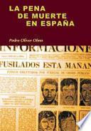 libro La Pena De Muerte En España