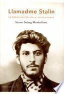 libro Llamadme Stalin