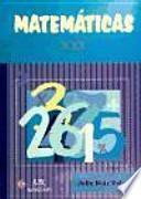 libro Matemáticas