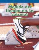 libro Medida Del Tiempo En Las Carreras (timing Races)