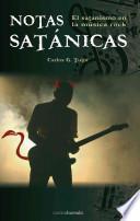 libro Notas Satanicas