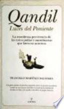 libro Qandil, Luces Del Poniente