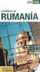 libro Rumanía