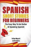 libro Spanish Short Stories For Beginners