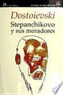 libro Stepanchikovo Y Sus Moradores