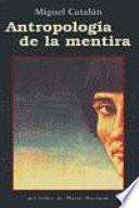 libro Antropología De La Mentira