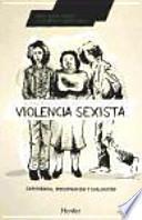 libro Intervención Grupal En Violencia Sexista