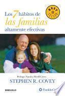 libro Los 7 Hábitos De Las Familias Altamente Efectivas