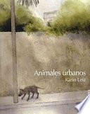 libro Animales Urbanos