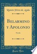 libro Belarmino Y Apolonio