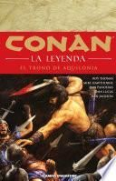 libro Conan La Leyenda