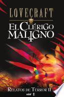 libro El Clérigo Maligno