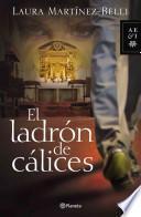 libro El Ladron De Calices / The Thief Of Chalices